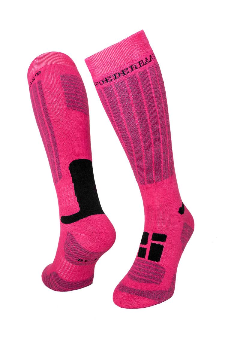 Poederbaas Ski sokken senior 2 pack 2020