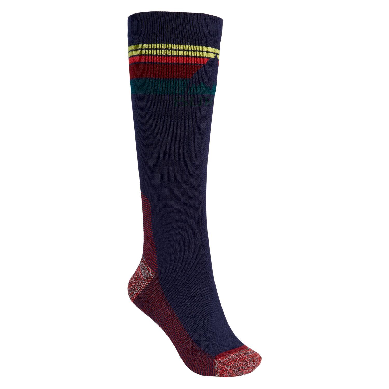 Burton W Emblem Mdwt Sock 2021