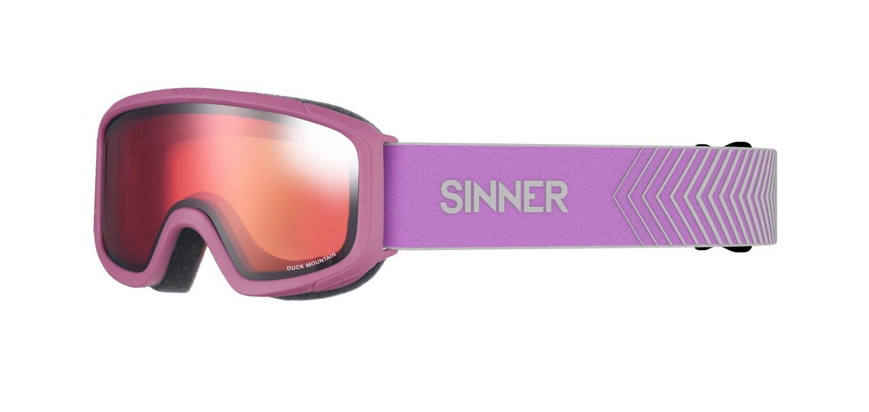 Sinner Duck Mountain Mt Pink_Full Red Mir Roze One