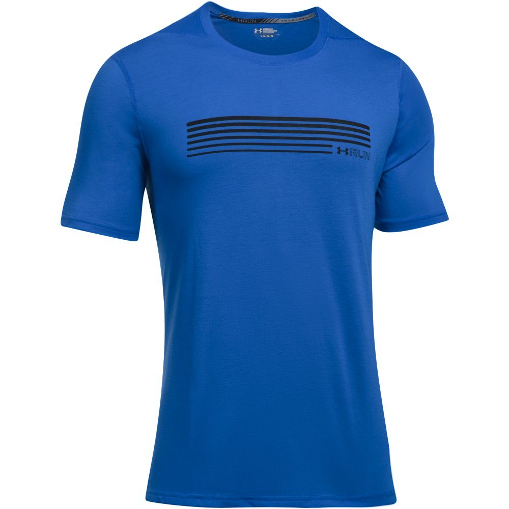 Under Armour M Run Graphic Ss