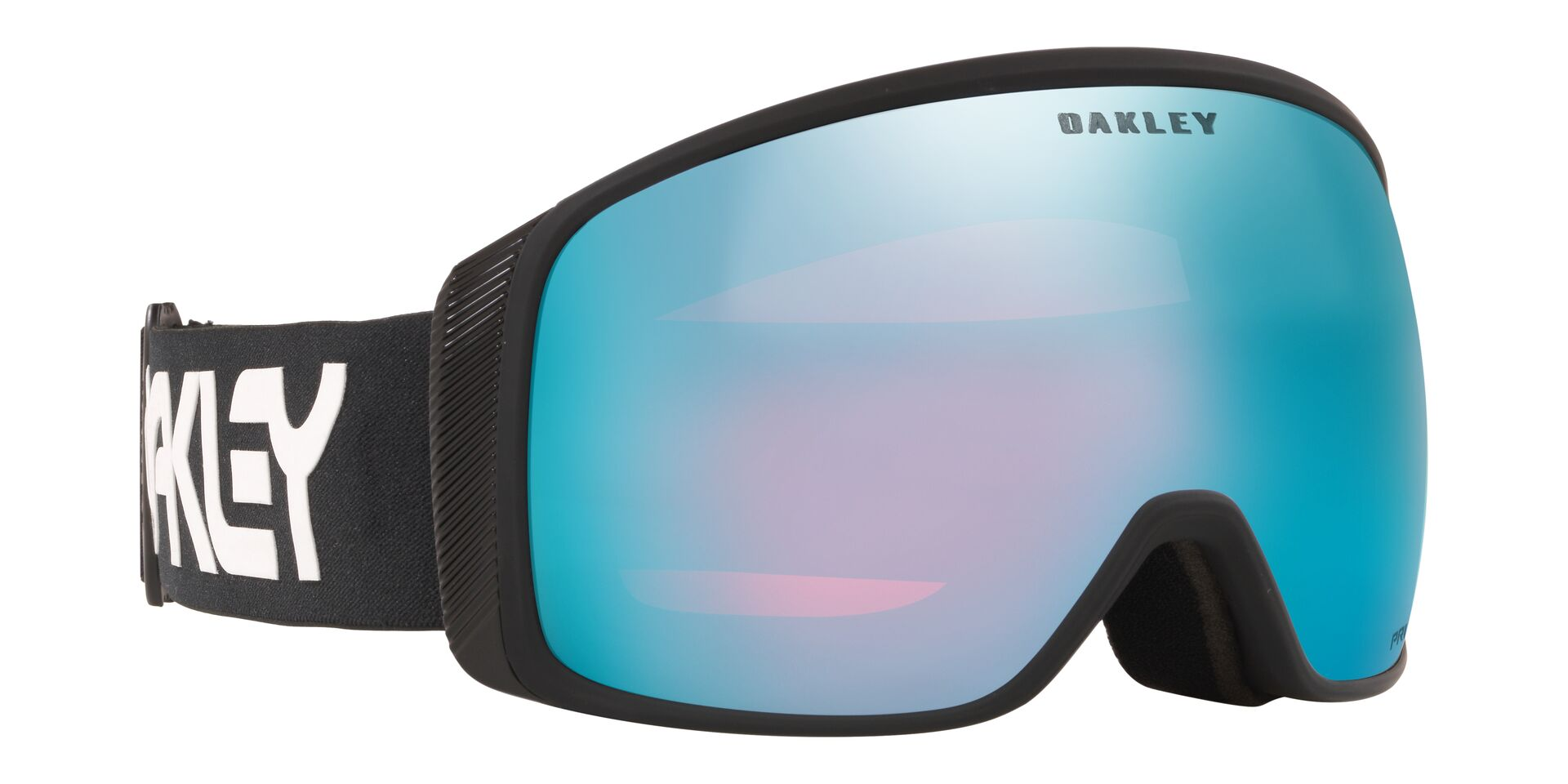 Oakley Flight Tracker XL _ OO7104_08 Zwart One