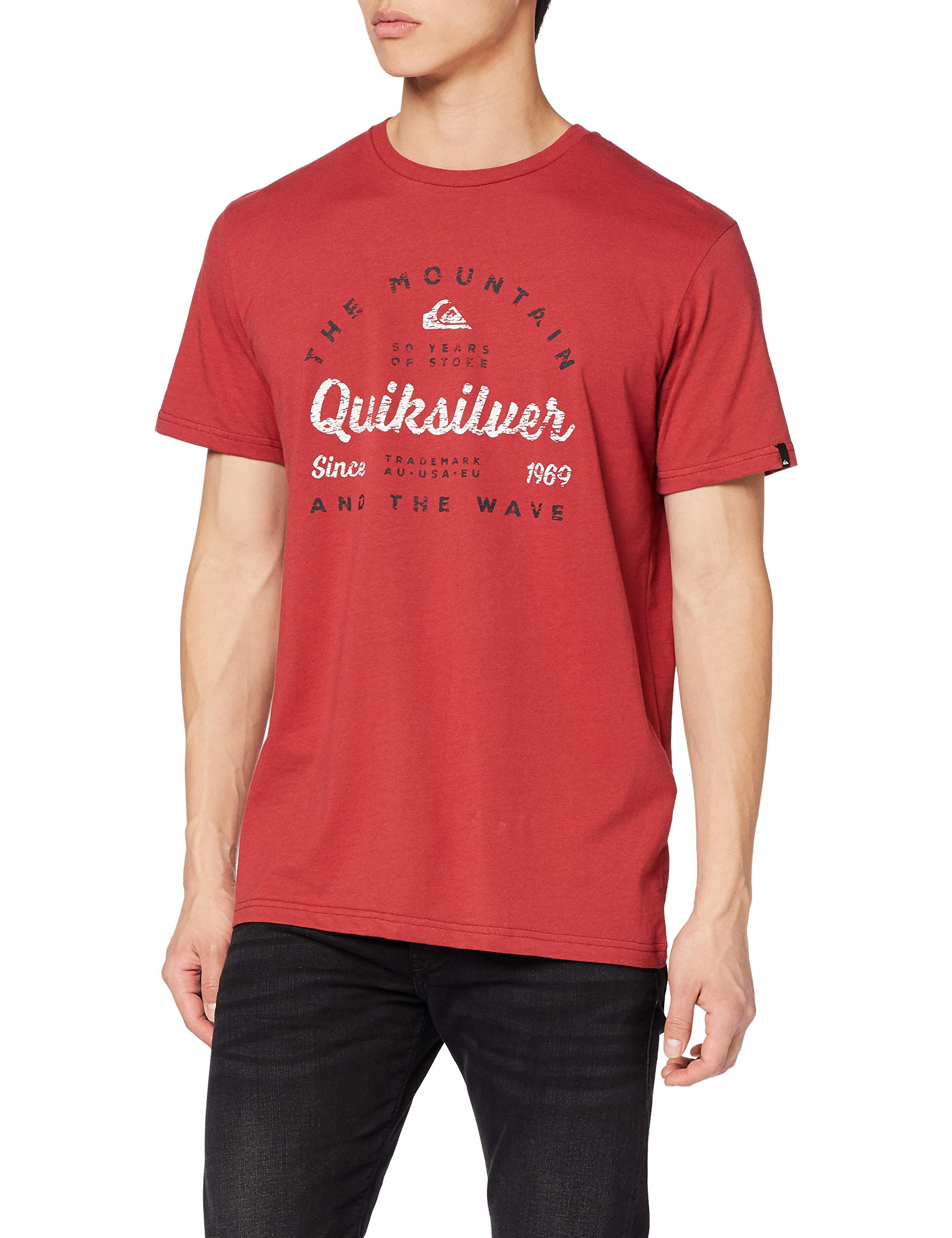 Quiksilver M Drop In Drop Out SS Tee 2019