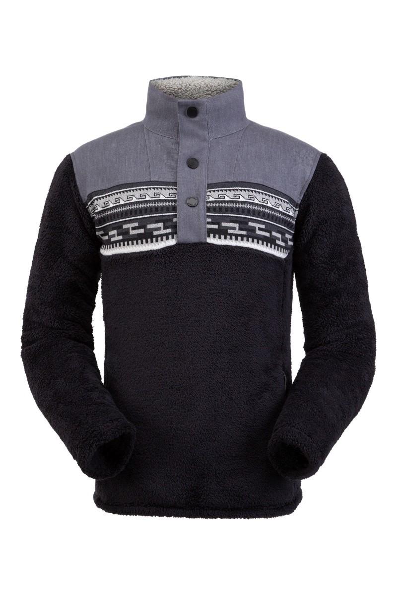 Spyder M Wyre Half Snap Fleece Jacket 2020