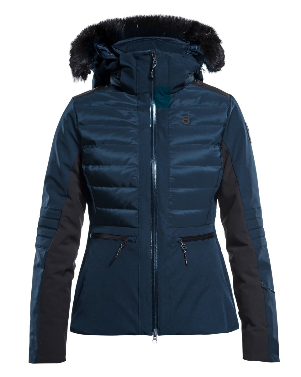 8848 Altitude W Cristal Jacket 2020