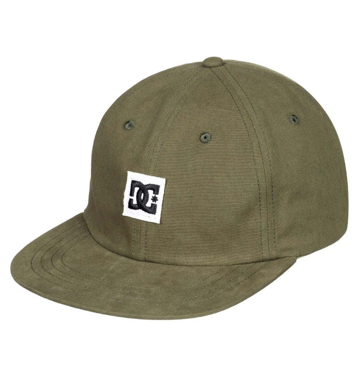 DC Shoes Died Out Cap Groen One