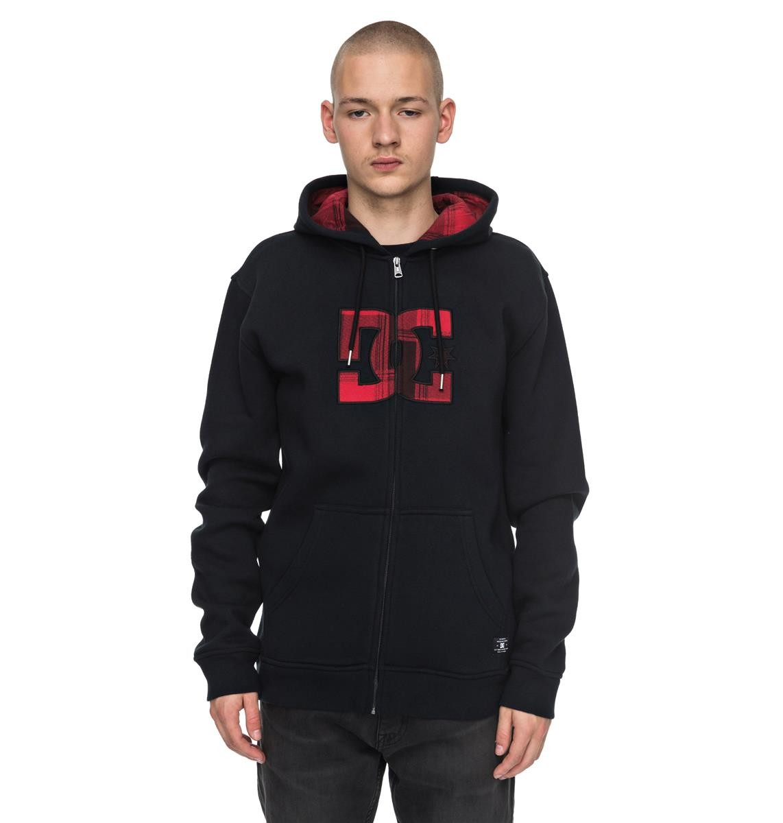DC Shoes M Hook Up Hoody