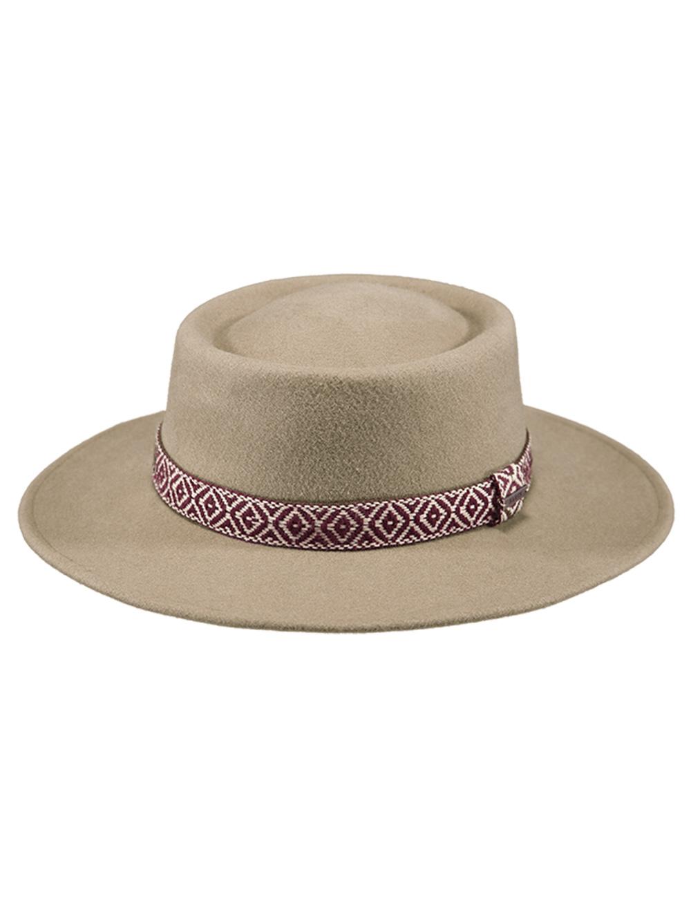Barts Fawne Hat Lichtbruin one size