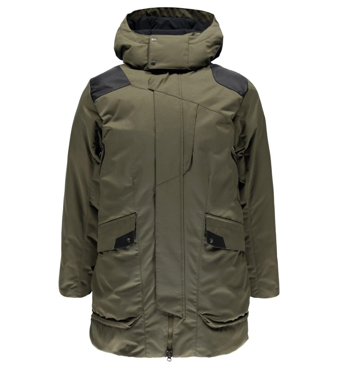 Spyder M Deck Parka Jacket 2018