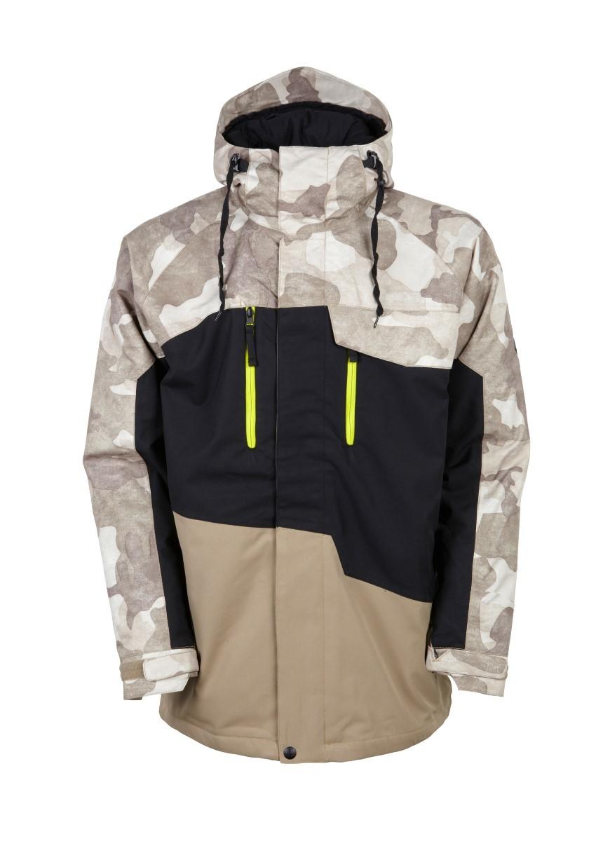 686 M Auth Geo Ins Jacket