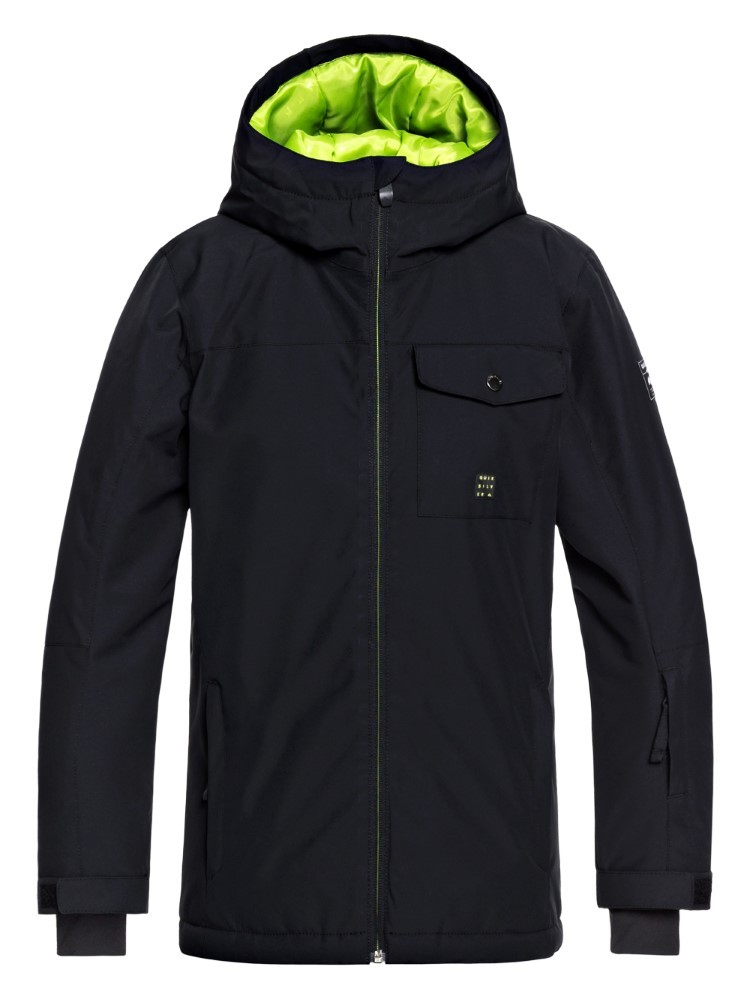 Quiksilver B Mission Solid Youth Jacket 2019