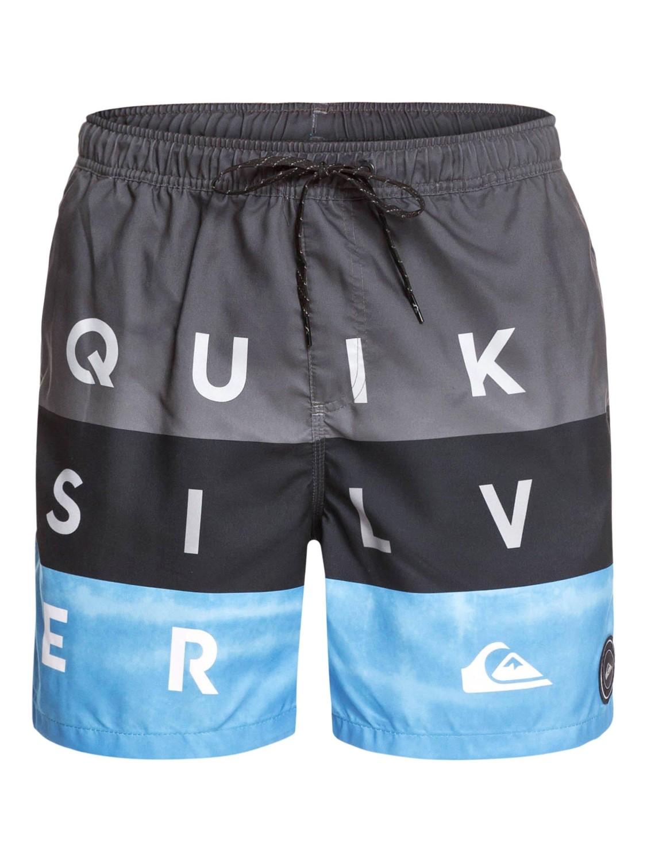 Quiksilver M Word Block 17 Boardshort 2019