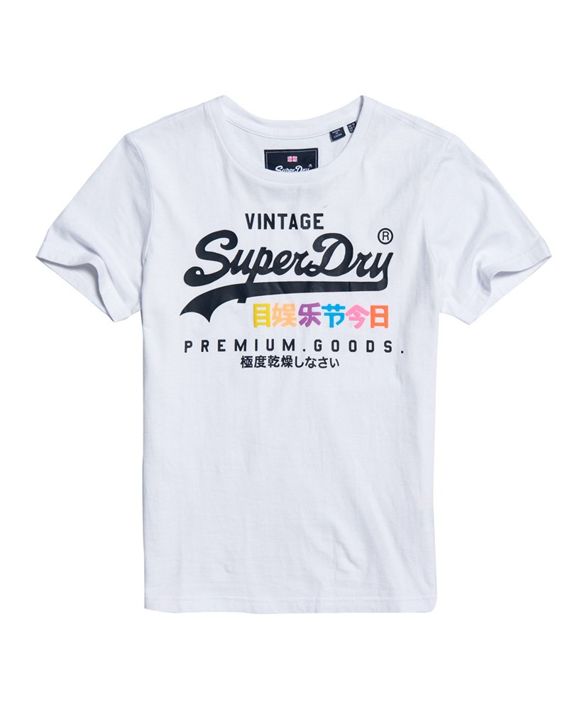 Superdry Premium Goods Puff Entry Tee 2021