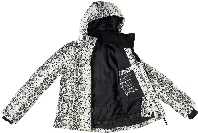Brunotti Mikala-AO-JR Girls Snowjacket