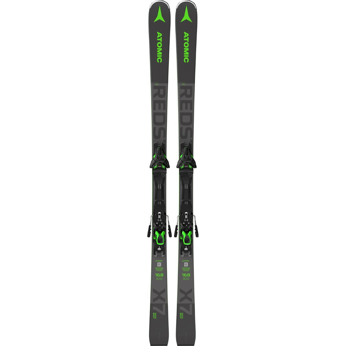 Atomic Redster X7 WB Green 2021