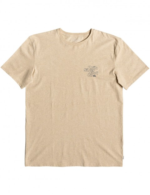 Quiksilver M Double Stacked SS Tee 2019