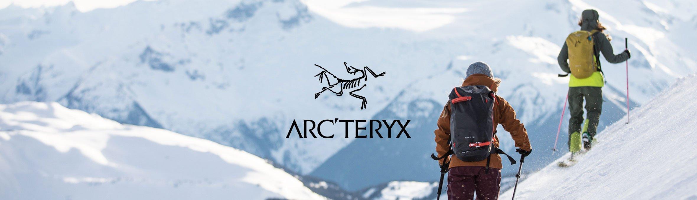 Nieuw bij Duijvestein: Arc'teryx