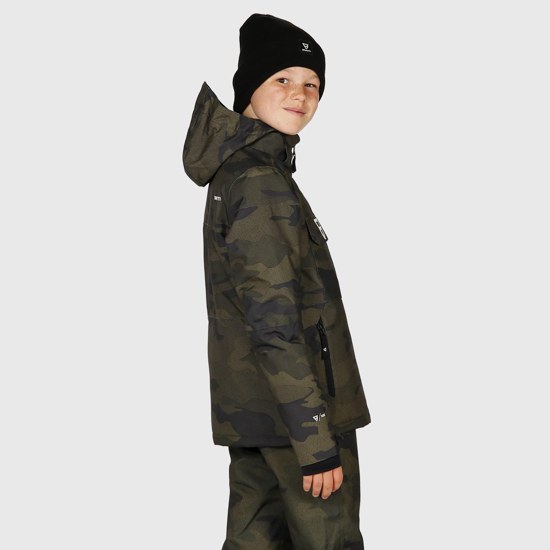 Brunotti Orin-JR-AO Boys Snowjacket