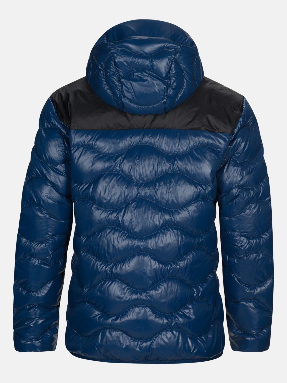 Peak Performance M Helium Glacier Hooded Jacket 2020