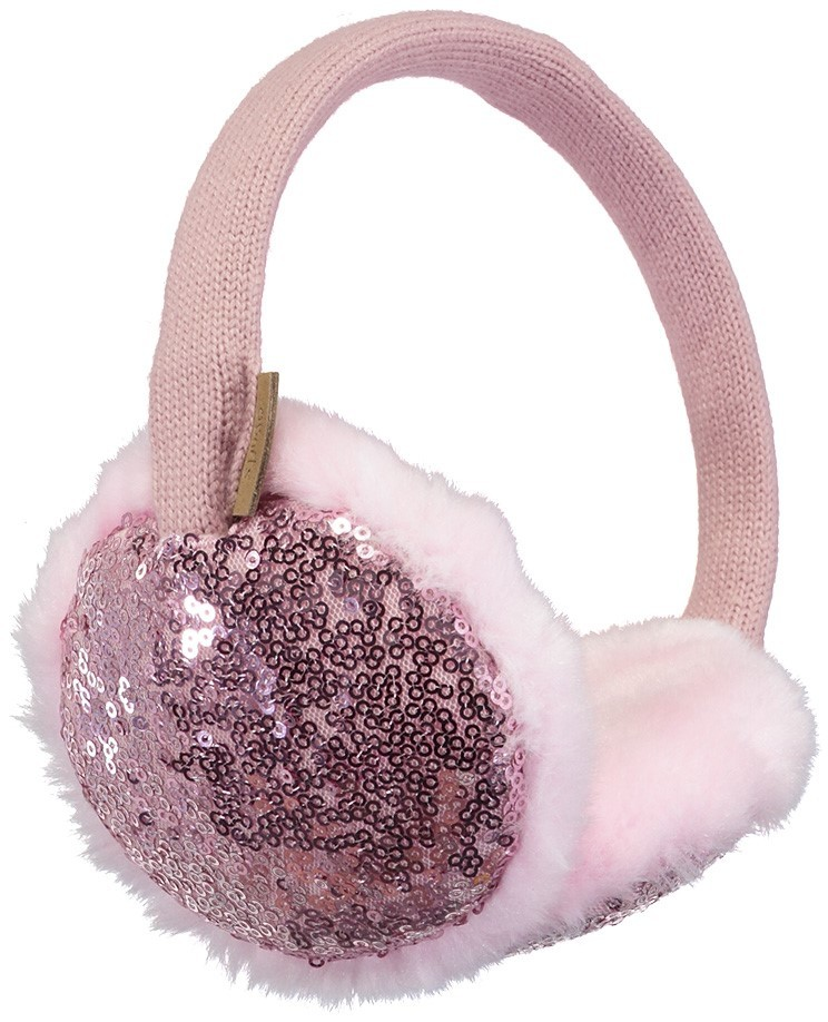 Barts Wow Earmuffs Roze one size