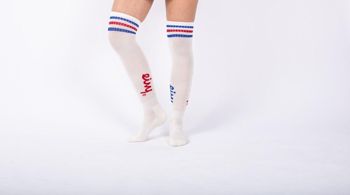 Eivy W Socks - Over Knee Wool
