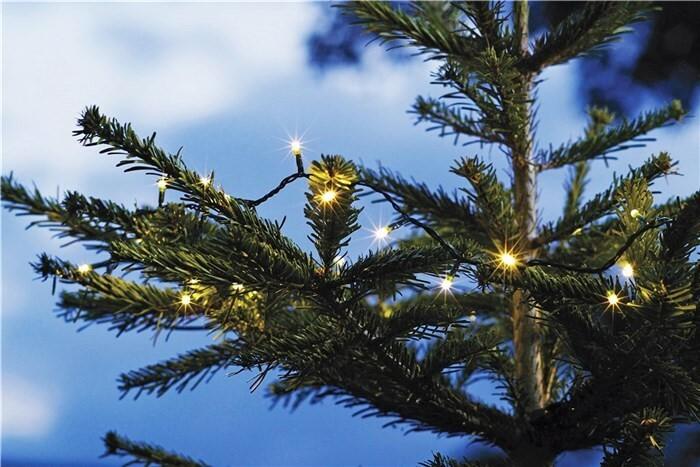 Day kerstverlichting  120 Leds - Binnen en Buiten - Warm wit