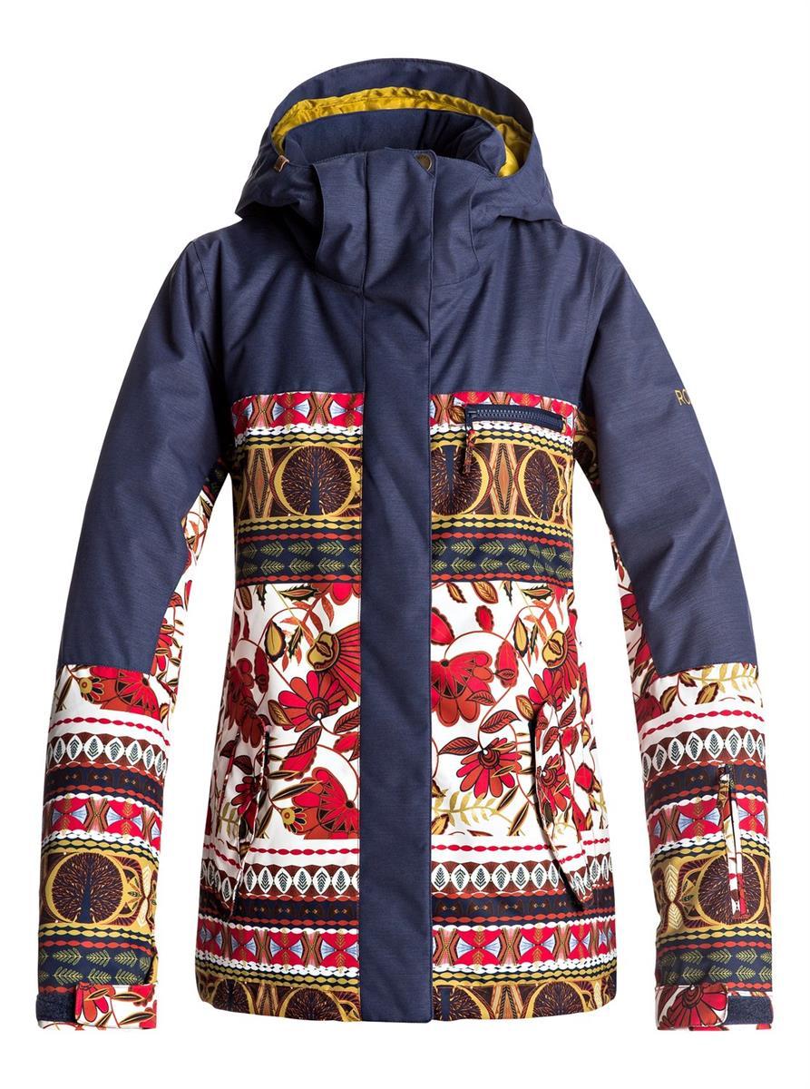 Roxy Torah Bright Jetty Block Jacket