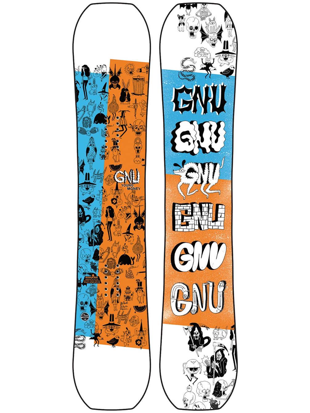 GNU Young Money Diversen 130