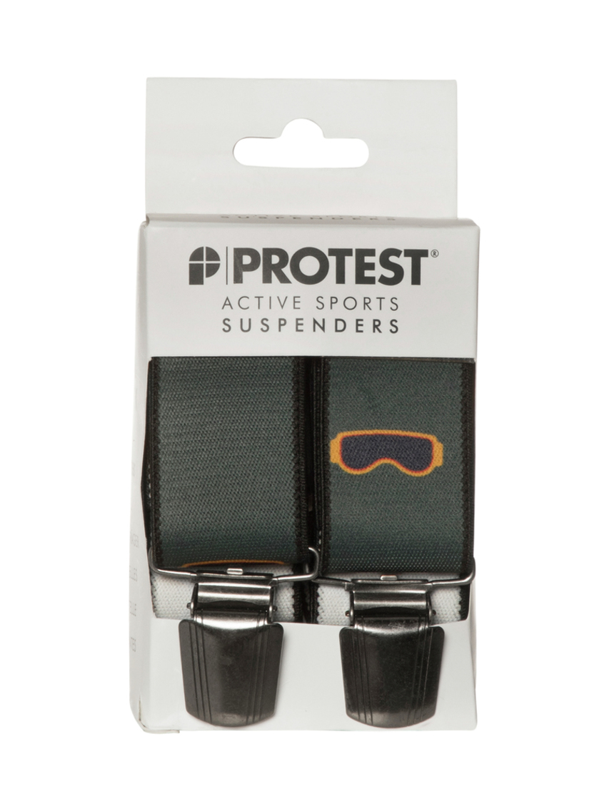 Protest M Rocketby Suspenders Groen One