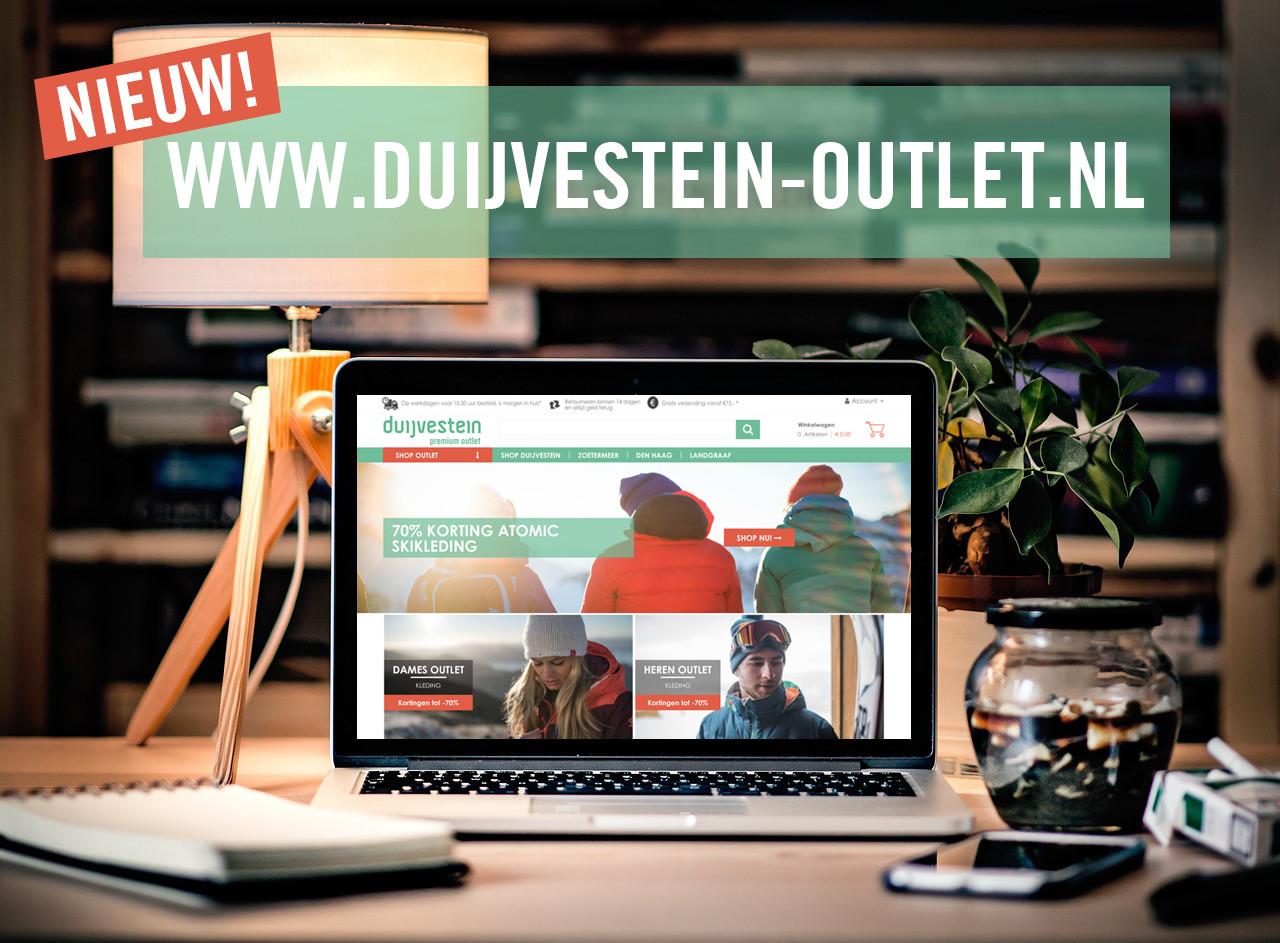 Onze nieuwe webshop is LIVE!