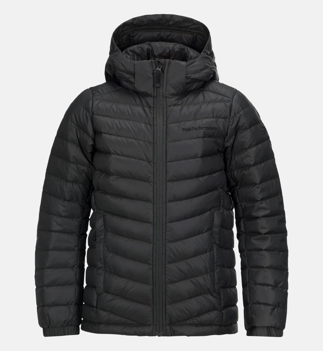 Peak Performance B Frost Down Hood Jacket