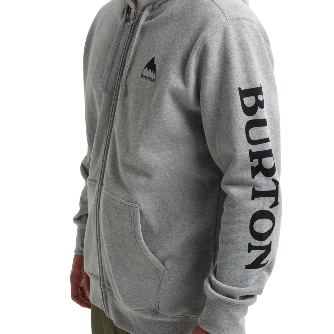 Burton M Elite Fz Grijs S