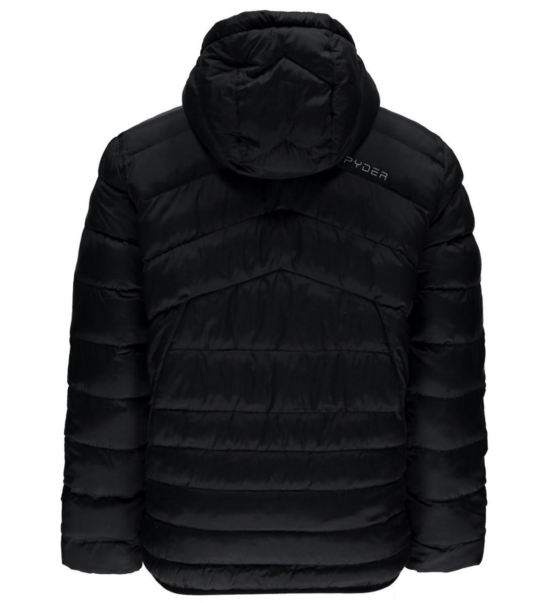 Spyder M Geared Hoody Synthetic Down Jacket