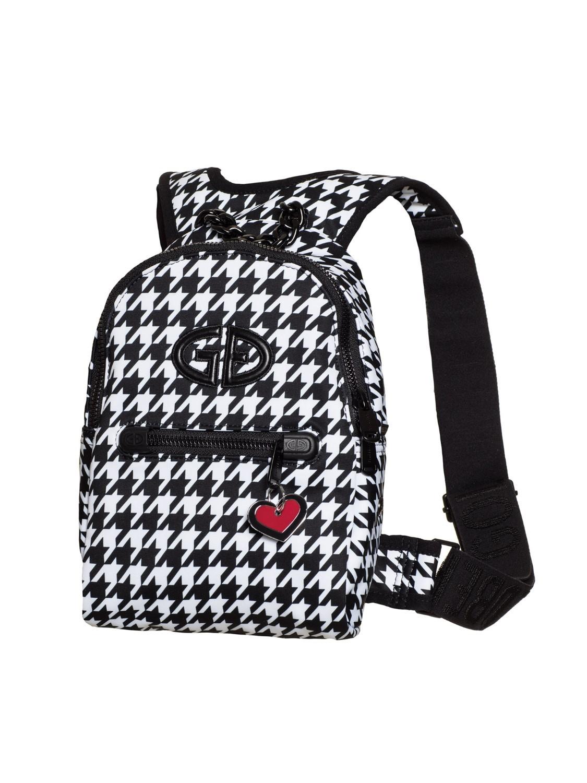 Goldbergh Mini Small Backpack Wit One