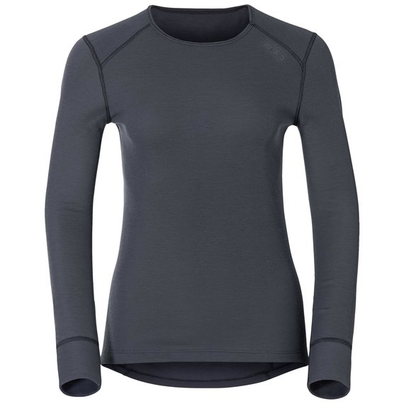 Odlo W Shirt l/s crew neck WARM