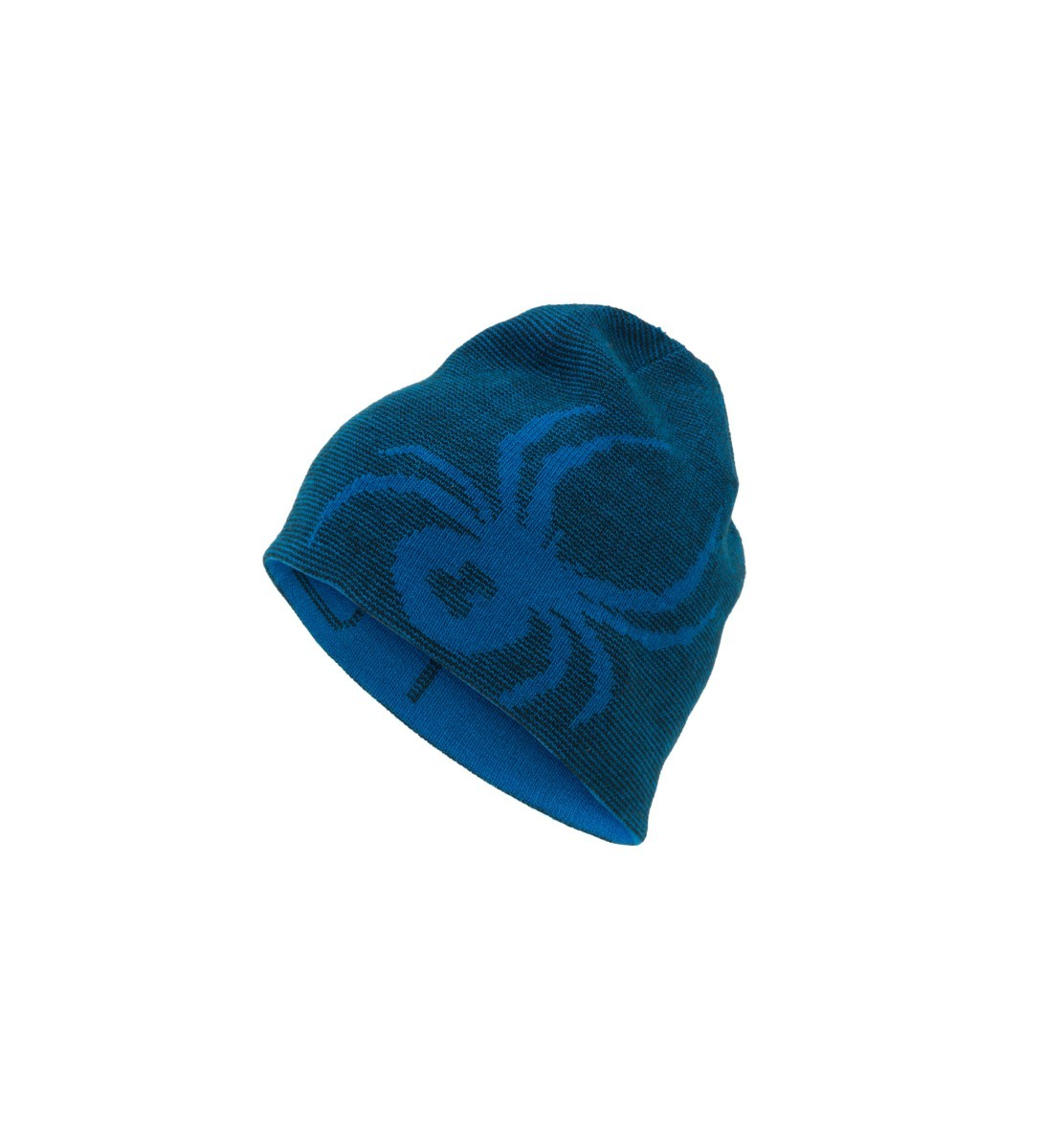 Spyder M Reversible Innsbruck Hat Donkerblauw One